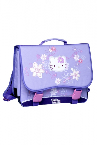Cartable - HELLO KITTY VIOLET