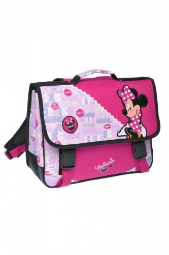 Cartable - MINNIE FUCHSIA