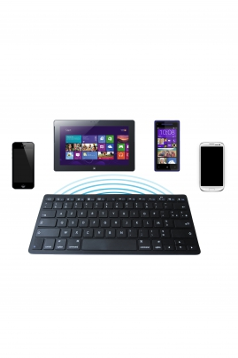 Clavier BLUETOOTH - MINI DESIGN