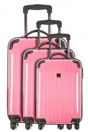 Ensemble de 3 Valises - ALBI ROSE