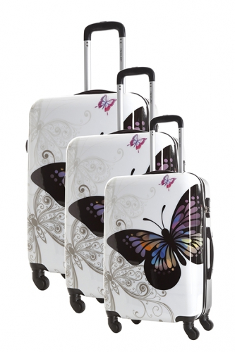 Ensemble de 3 Valises - FREEDOM IMPRIME