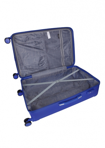 Ensemble de 3 Valises INCASSABLES  - ARCADIAN BLEU