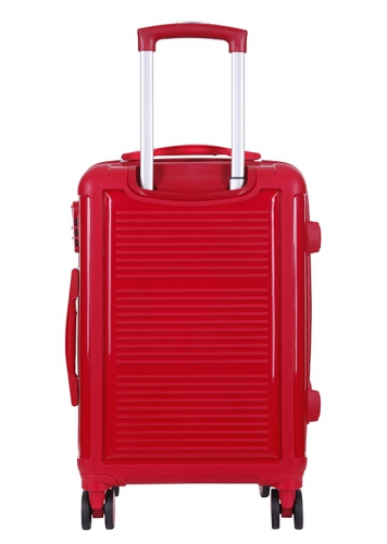 Ensemble de 3 Valises INCASSABLES  - ARCADIAN ROUGE