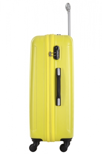 Ensemble de 3 Valises - PATERSON  JAUNE