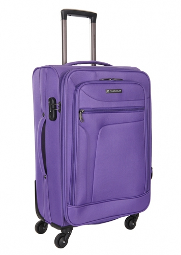 Ensemble de 3 Valises - PESCARA VIOLET