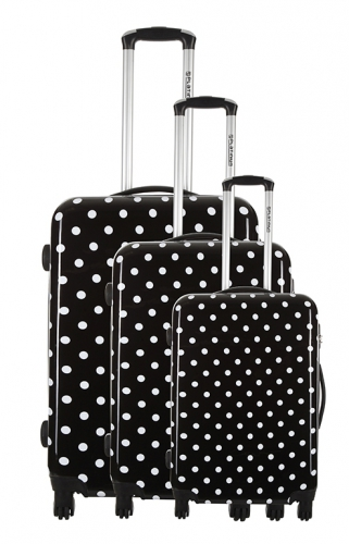 Ensemble de 3 Valises - RICHMOND IMP