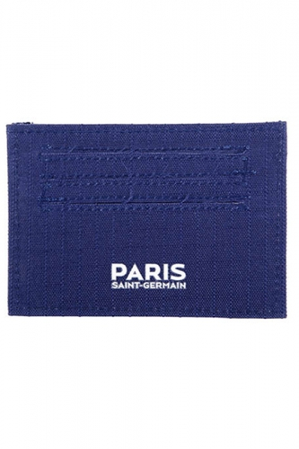 Porte Carte - PSG FAN BLEU
