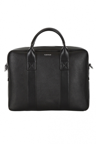 Porte Documents CUIR - BLACK EDITION NOIR