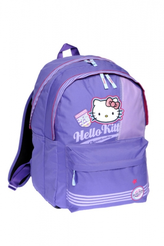 Sac à dos XL - HELLO KITTY VIOLET