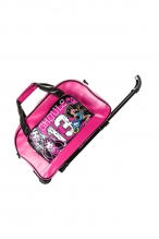 Sac à Roulettes Cabine - MONSTER HIGH