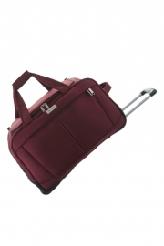 Sac à Roulettes format Cabine - KILLIAN BORDEAUX