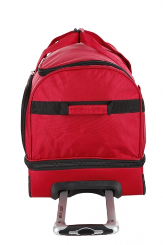 Sac Double Compartiment - KENORA ROUGE