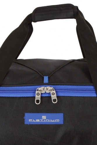 Sac Double Compartiment - MEADOWS BLEU