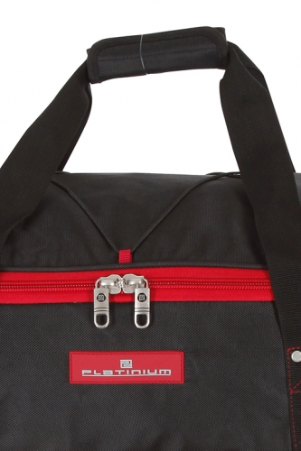 Sac Double Compartiment - MEADOWS ROUGE