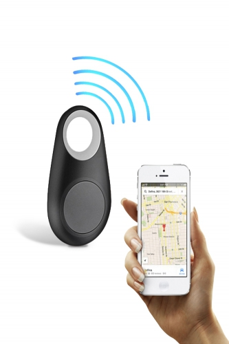 Tracker Anti Perte NOIR - MINI BLUETOOTH
