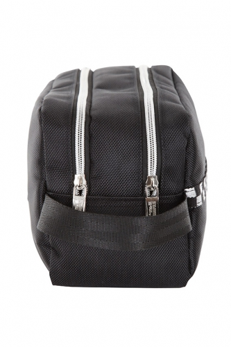 Trousse de Toilette Double Zip - INDIANAPOLIS NOIR