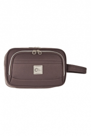 Trousse de Toilette - LUNA MARRON