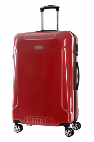 Valise - ALANITE ROUGE - Taille S