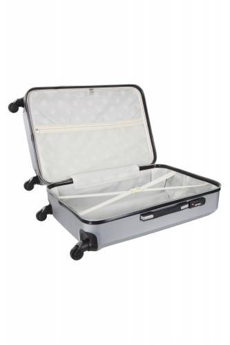 Valise - ALICUDI ARGENT - Taille L