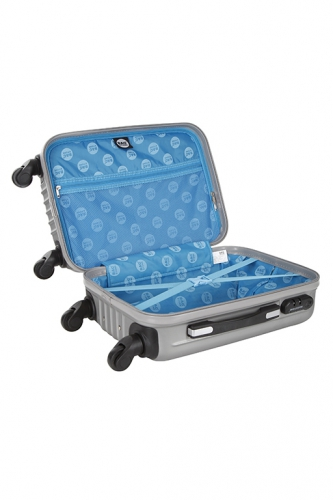 Valise - AMERICA ARGENT - Taille L