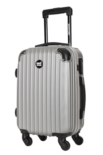 Valise - AMERICA ARGENT - Taille M