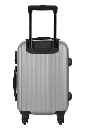 Valise - AMERICA ARGENT - Taille S