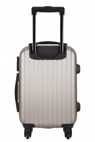 Valise - AMERICA BEIGE - Taille S