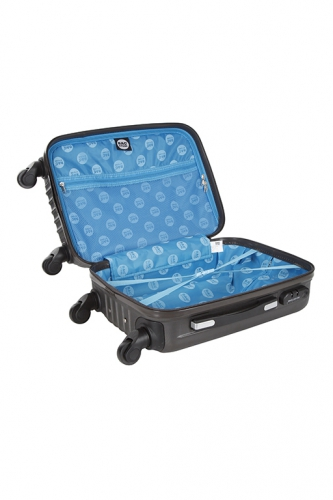 Valise - AMERICA GRIS - Taille M
