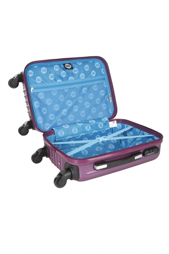 Valise - AMERICA VIOLET - Taille M