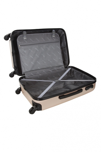 Valise - AMOS BEIGE - Taille M