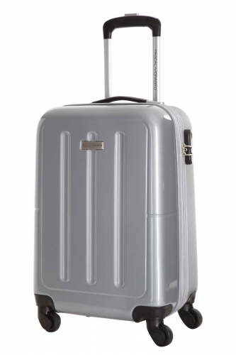 Valise - ANITE ARGENT - Taille M