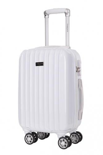 Valise - ASTERIA BLANC - Taille M