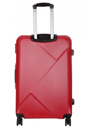 Valise -  AZUL ROUGE - Taille M