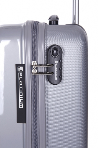 Valise - BARKING ARGENT - Taille S