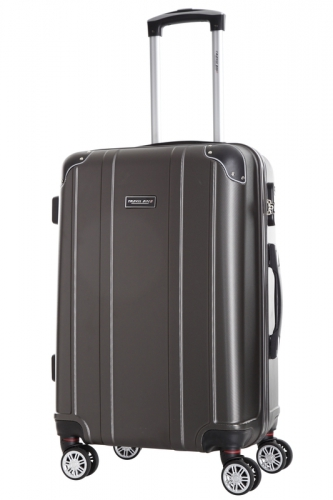 Valise - BAZZANO   ANTHRACITE - Taille L