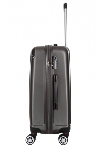 Valise - BAZZANO  ANTHRACITE - Taille S