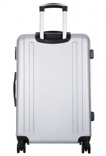 Valise - BAZZANO   ARGENT - Taille L