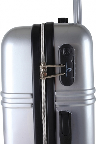 Valise - BEA ARGENT - Taille M