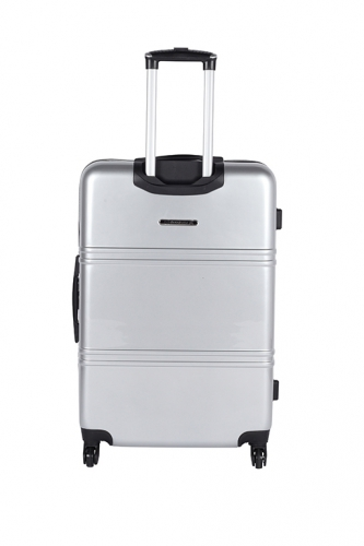 Valise - BEA ARGENT - Taille S