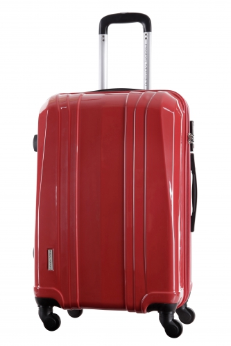 Valise - BEDERITE ROUGE - Taille M
