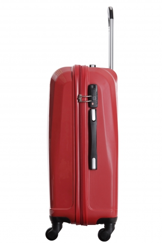Valise - BEDERITE ROUGE - Taille S