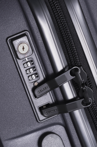 Valise  BELMONT   ANTHRACITE   55  - Taille S