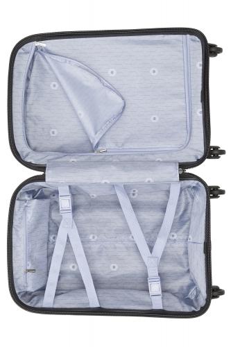 Valise  BELMONT   ROUGE  82  - Taille XL