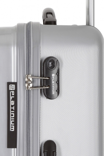 Valise - BEXLEY ARGENT - Taille M