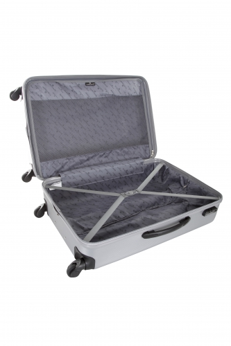 Valise - BEXLEY  ARGENT  - Taille S