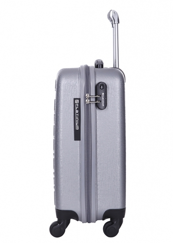 Valise - BROMLEY ARGENT - Taille M