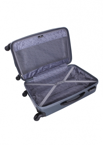 Valise - BROMLEY GRIS - Taille M