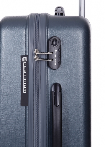 Valise - BROMLEY GRIS  - Taille S