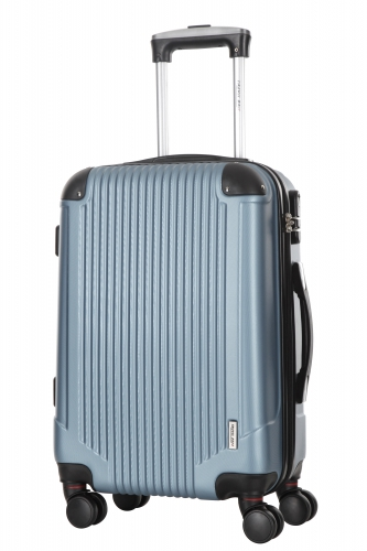 Valise - BURNABY -  BLEU  - Taille S