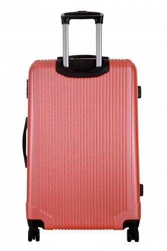 Valise - BURNABY  CORAIL - Taille M